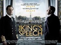 """The King's Speech Movie - 17"""" x 11"""""""