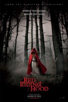 Red Riding Hood Wall Poster
