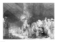 Presentation in the Temple by Rembrandt van Rijn - various sizes - $16.49