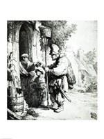 The Ratcatcher, 1632 Fine Art Print