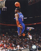 Amar'e Stoudemire 2010-11 Action Fine Art Print
