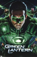 Green Lantern Movie - Group Wall Poster