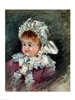 Michel Monet (1878-1966) as a Baby, 1878-79 Fine Art Print
