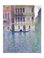 Palazzo Dario, 1908 Fine Art Print