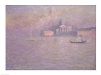 San Giorgio Maggiore, 1908 by Claude Monet, 1908 - various sizes - $16.49