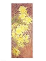 Marguerites Jaunes by Claude Monet - various sizes