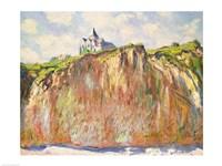 L'Eglise a Varangeville by Claude Monet - various sizes