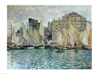 View of Le Havre, 1873 Fine Art Print