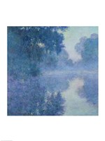 Branch of the Seine near Giverny, 1897 Fine Art Print