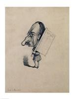 Jules de Premaray Fine Art Print