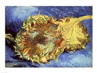 Sunflowers, 1887 Fine Art Print