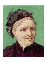 Portrait of the Artist's Mother, 1888 Fine Art Print