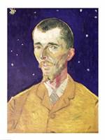 Portrait of Eugene Boch Fine Art Print