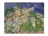 Blossoming Chestnut Branches, 1890 Fine Art Print