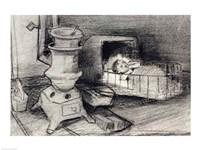 Cradle by Vincent Van Gogh - various sizes