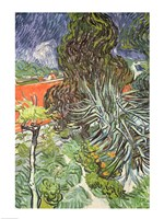The Garden of Doctor Gachet at Auvers-sur-Oise, 1890 by Vincent Van Gogh, 1890 - various sizes