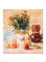 Still Life, 1887 by Vincent Van Gogh, 1887 - various sizes