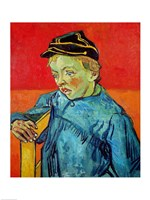 The Schoolboy by Vincent Van Gogh - various sizes