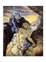 Pieta, 1890 Fine Art Print