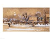 Winter, 1881 Fine Art Print