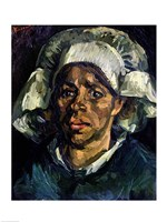 Peasant Woman, 1885 by Vincent Van Gogh, 1885 - various sizes, FulcrumGallery.com brand