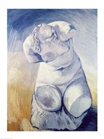 Torso of a Woman by Vincent Van Gogh - various sizes - $16.49