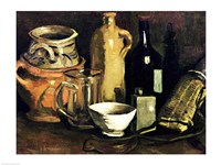 Still Life, 1884 by Vincent Van Gogh, 1884 - various sizes