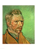 Self Portrait, 1888 Fine Art Print