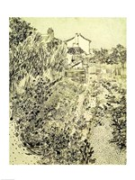 Garden of Flowers, 1888 by Vincent Van Gogh, 1888 - various sizes - $15.99