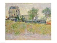 Restaurant de la Sirene by Vincent Van Gogh - various sizes - $16.49