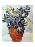 Still Life with Thistles, 1890 Fine Art Print