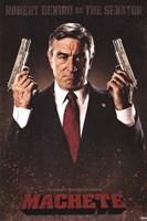 """Machete - The Senator - 24"""" x 36"""""""