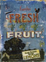 """Fresh Fruit by Liz Jardine - 18"""" x 24"""""""