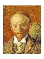Portrait of Alexander Reid by Vincent Van Gogh - various sizes