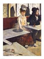 The Absinthe Fine Art Print