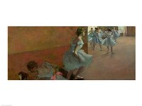 Dancers Ascending a Staircase by Edgar Degas - various sizes