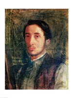 Self Portrait as a Young Man by Edgar Degas - various sizes