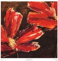 Scarlet Fever I Fine Art Print