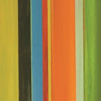 Hampton Stripe III Fine Art Print