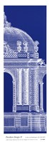 Pavilion Design II Framed Print