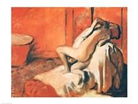 "24"" x 18"" Edgar Degas Prints"