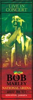 Bob Marley - Concert Wall Poster