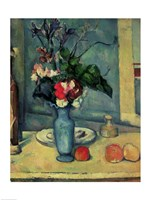 The Blue Vase Fine Art Print