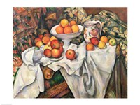 Apples and Oranges by Paul Cezanne - various sizes