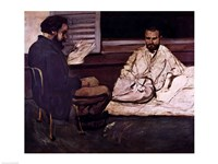 Paul Alexis by Paul Cezanne - various sizes