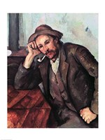 The Smoker by Paul Cezanne - various sizes