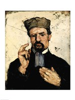 Uncle Dominique as a Lawyer, 1866 by Paul Cezanne, 1866 - various sizes