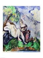 Bathsheba by Paul Cezanne - various sizes