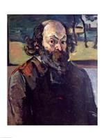 Self Portrait 3 by Paul Cezanne - various sizes