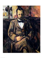 Portrait of Ambroise Vollard, 1899 by Paul Cezanne, 1899 - various sizes, FulcrumGallery.com brand
